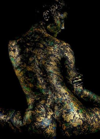 Крэйг Трейси: тело вместо холста — фото 12