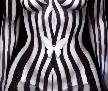 Крэйг Трейси: тело вместо холста — фото 35