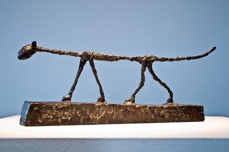Стена отчуждения руками Альберто Джакометти — фото 6