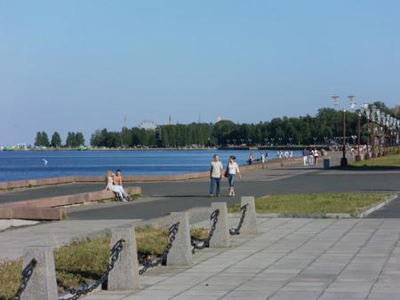 Набережная Петрозаводска — фото 1