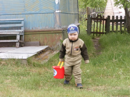 Маленький хулиган — фото 2