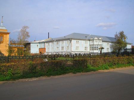 Игуменский корпус Серафимо-Дивеевского монастыря.
