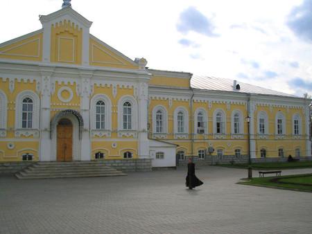 Трапезный храм во имя святого благоверного князя Александра Невского