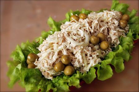 «Блинный салат» - секреты семейных рецептов — фото 1