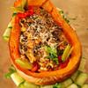 «Тыквенный ковчег» спас вегетарианский стол!