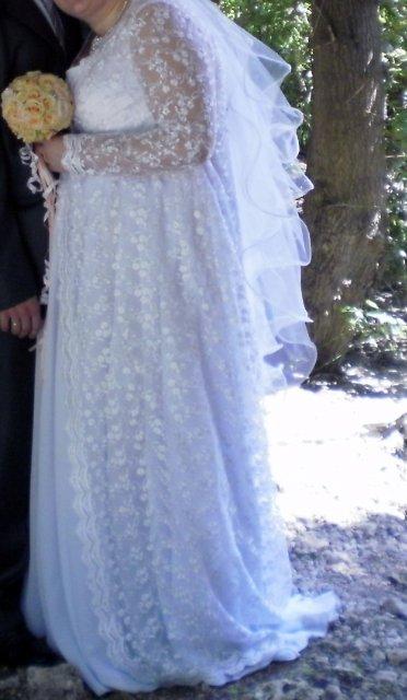 Свадебное платье для нестандартной невесты подобрать сложно, но реально! — фото 3