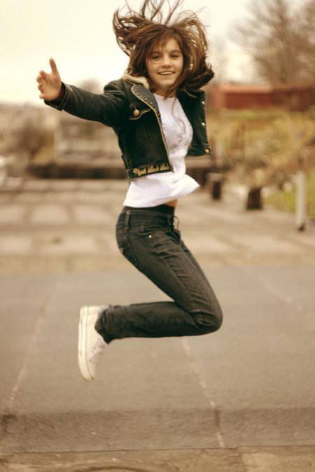 Укороченная джинсовая куртка от Wojcik — фото 9