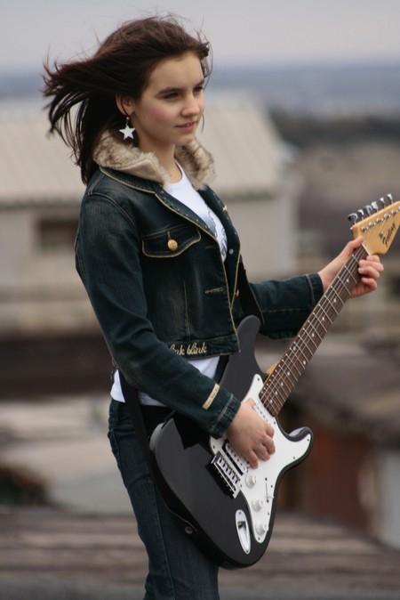 Укороченная джинсовая куртка от Wojcik — фото 7