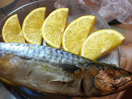 Скумбрия с лимоном — фото 6