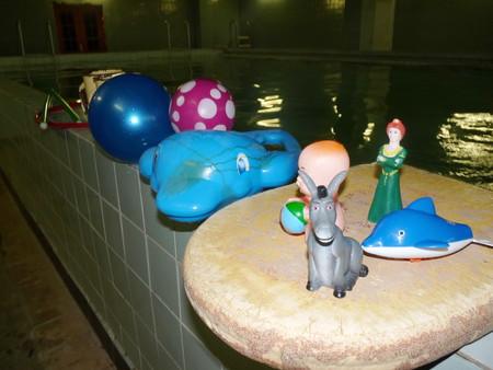 Грудничковое плавание. Наш опыт самостоятельного осваивания бассейна. — фото 19
