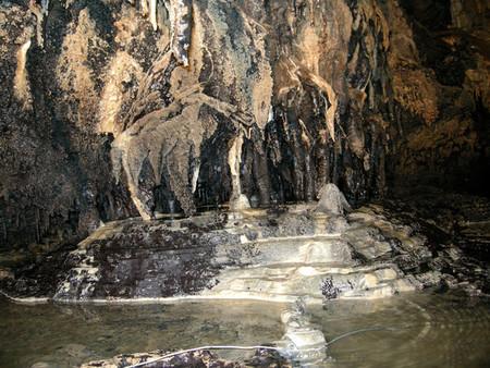 Путешествие в подземный мир. Спелеология для новичков. Преодоление сифонов в крымских пещерах — фото 53