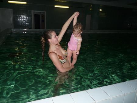 Грудничковое плавание. Наш опыт самостоятельного осваивания бассейна. — фото 12