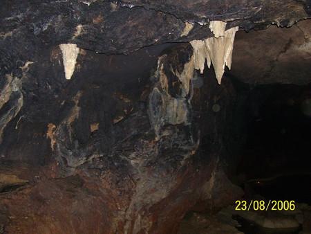 Путешествие в подземный мир. Спелеология для новичков. Преодоление сифонов в крымских пещерах — фото 39