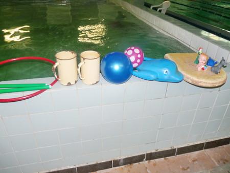 Грудничковое плавание. Наш опыт самостоятельного осваивания бассейна. — фото 17