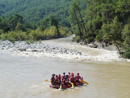 Рафтинг в Турции - лучшее место для новичков — фото 4