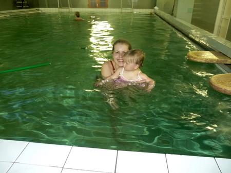 Грудничковое плавание. Наш опыт самостоятельного осваивания бассейна. — фото 7