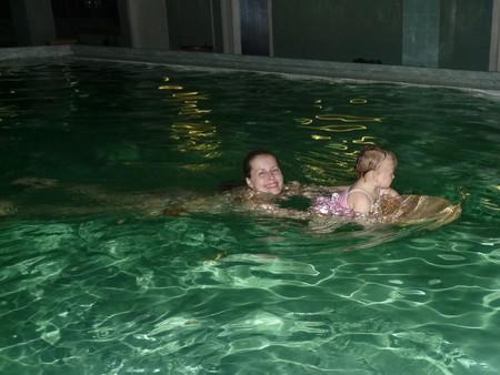 Грудничковое плавание. Наш опыт самостоятельного осваивания бассейна. — фото 8