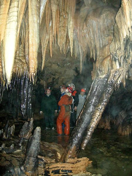 Путешествие в подземный мир. Спелеология для новичков. Преодоление сифонов в крымских пещерах — фото 52
