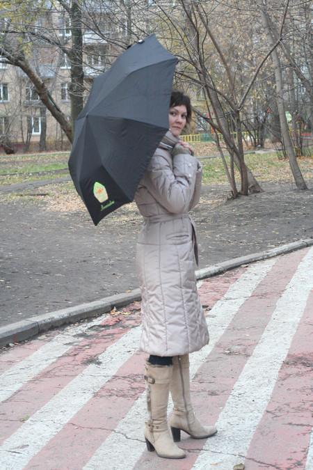 Готовь зонт Braccialini зимой! — фото 7
