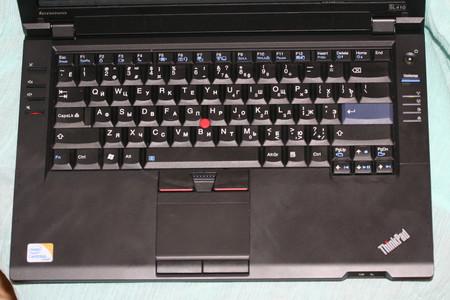 Мой ноутбук ThinkPad LENOVO SL410 — фото 8