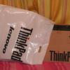 Мой ноутбук ThinkPad LENOVO SL410