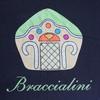 Готовь зонт Braccialini зимой!