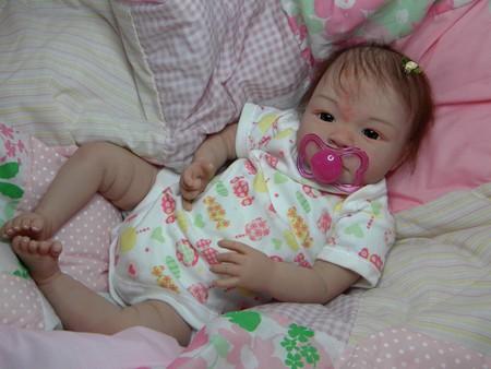 Новорожденные куклы от Glenda Ewarts — фото 5