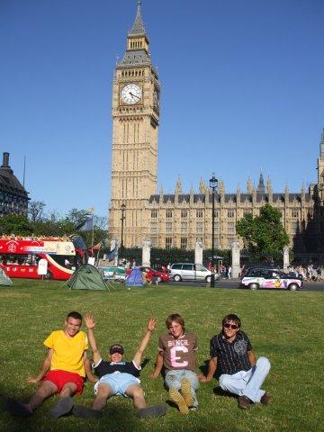 Мне приснилось небо Лондона... — фото 1