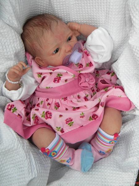 Новорожденные куклы от Glenda Ewarts — фото 3