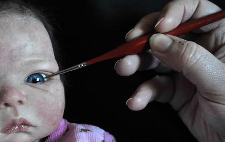 Новорожденные куклы от Glenda Ewarts — фото 4
