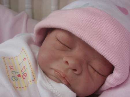 Новорожденные куклы от Glenda Ewarts — фото 9
