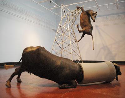 Хума Муджи: мертвые животные на защите природы — фото 5