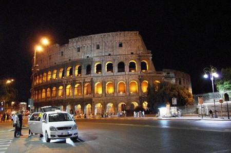 Всем известный Колизей