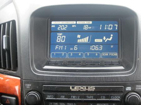 Lexus RX 300 - культовый кроссовер — фото 3