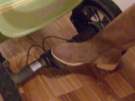 Обзор коляски Tako warrior — фото 4