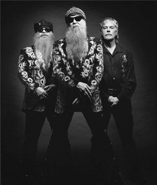 Sharp Dressed Men или ZZ Top в Москве! — фото 1