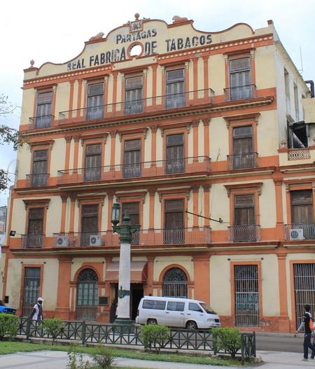 Знаменитая табачная фабрика