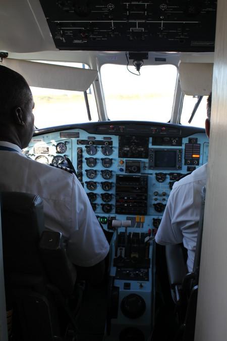 Вот только не давала покоя кнопочка красная, которую пилоты постоянно выключали :-))