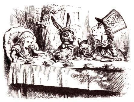 Алиса в Зазеркалье. Оригинальные гравюры Джона Тенниела -  Выставочный зал Дом Спиридонова — фото 9