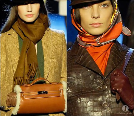 Палантин - самая модная деталь гардероба — фото 1