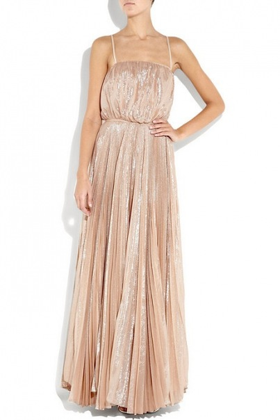 Розовое платье от Halston Heritage. — фото 5