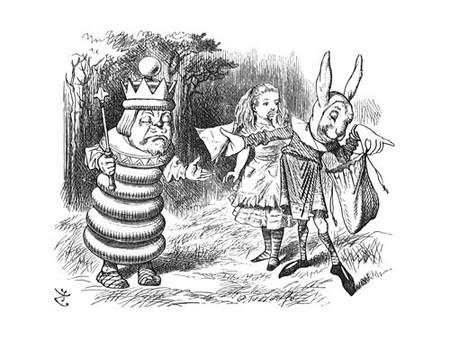 Алиса в Зазеркалье. Оригинальные гравюры Джона Тенниела -  Выставочный зал Дом Спиридонова — фото 3