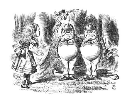 Алиса в Зазеркалье. Оригинальные гравюры Джона Тенниела -  Выставочный зал Дом Спиридонова — фото 13