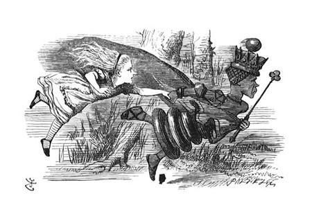 Алиса в Зазеркалье. Оригинальные гравюры Джона Тенниела -  Выставочный зал Дом Спиридонова — фото 12