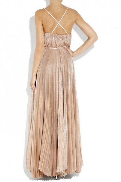 Розовое платье от Halston Heritage. — фото 6