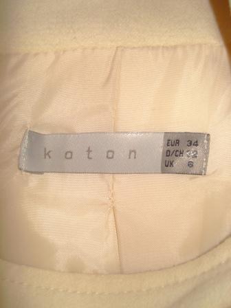 Пальто для ярких и стильных от «KOTON» — фото 1