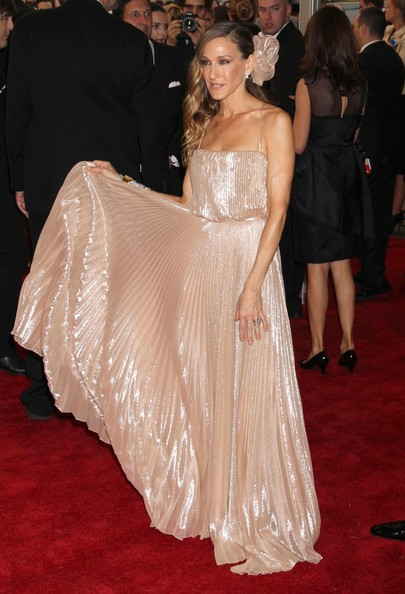 Розовое платье от Halston Heritage. — фото 4