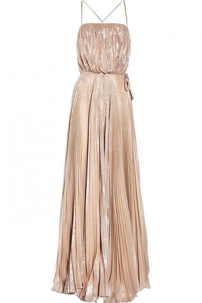 Розовое платье от Halston Heritage. — фото 2