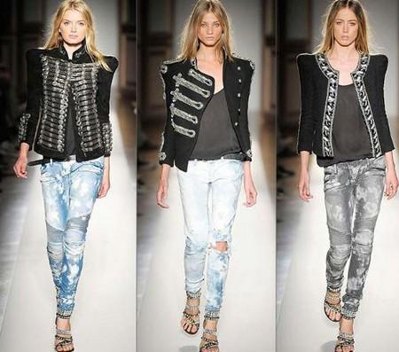 Современная мода на женские джинсы — фото 1