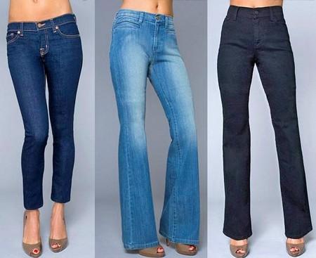 Современная мода на женские джинсы — фото 3